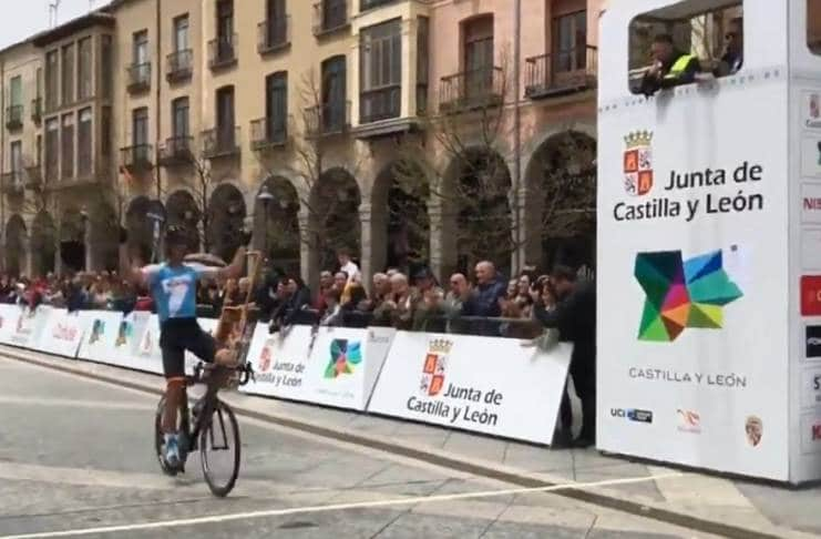 Tour de Castille et Leon 2018 remporté par Ruben Plaza