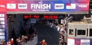 Tour de Croatie 2018 étape 5 remportée par Manuele Boaro