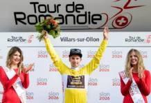 Tour de Romandie 2019 engagés