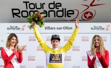 Tour de Romandie 2018 remporté par Primoz Roglic