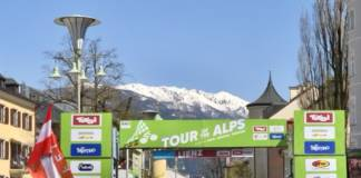 vidéos Tour des Alpes 2018