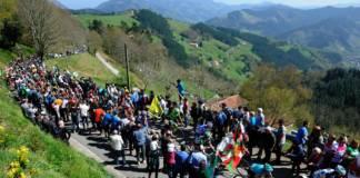 Etape 1 tour du pays basque 2018