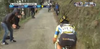 videos etape 6 tour du pays basque 2018