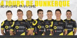 4 Jours de Dunkerque compo Direct Energie