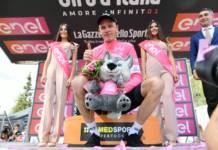 Classement général Giro 2018 étape 19