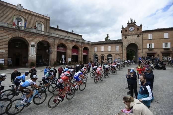Direct live etape 12 Tour d'Italie 2018