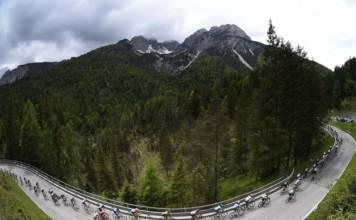 Direct live etape 19 Tour d'Italie 2018