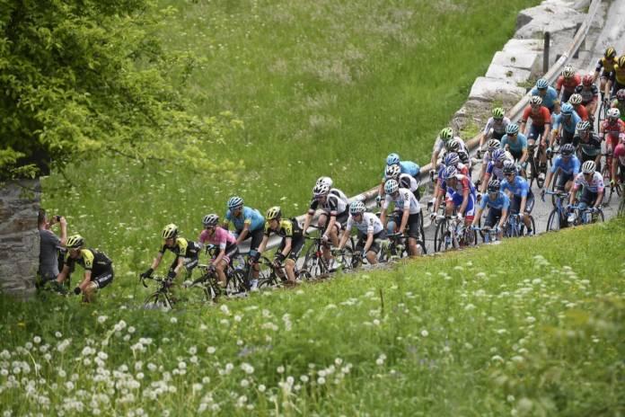 Direct live etape 20 Tour d'Italie 2018