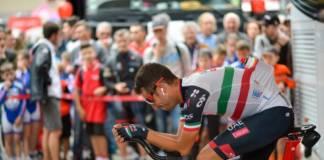 Fabio Aru penalise etape 16 Tour d'Italie 2018