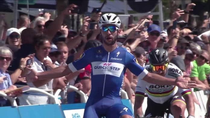 Fernando Gaviria remporte etape 5 Tour de Californie 2018