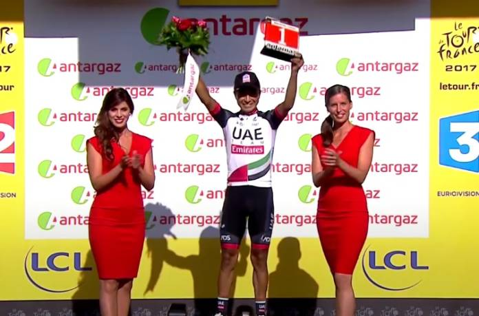 Laura Flessel repond sujet hotesses Tour de France