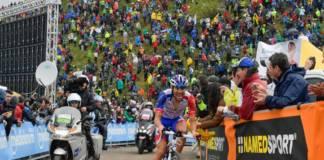 Reaction Thibaut Pinot etape 14 Tour d'Italie 2018