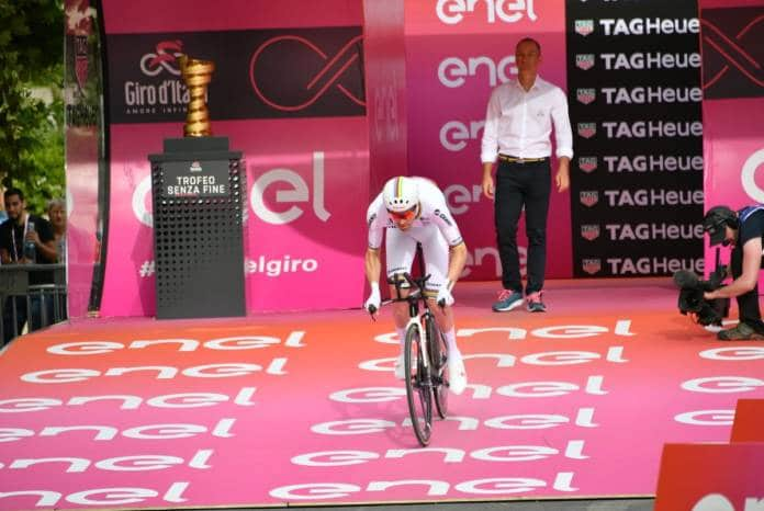 classement g n ral giro 2018 tom dumoulin premier maillot rose. Black Bedroom Furniture Sets. Home Design Ideas