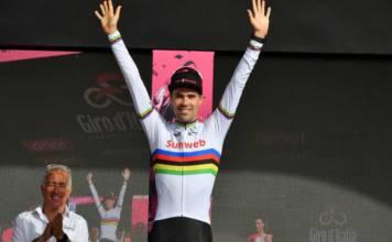 Tom Dumoulin réfléchit à une participation du Tour 2019