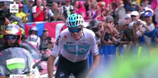 Videos etape 19 Tour d'Italie 2018