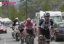 Videos etape 20 Tour d'Italie 2018