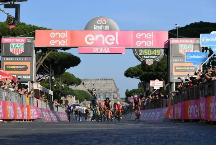 Giro 2018 gagné par Froome