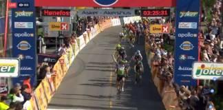 Tour de Norvège ue étape pour Boasson Hagen