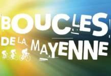 Boucles de la Mayenne 2019 parcours