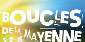 Boucles de la Mayenne parcours 2018