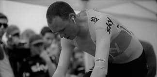 Christopher Froome chute et il est distancé au classement général du Giro 2018