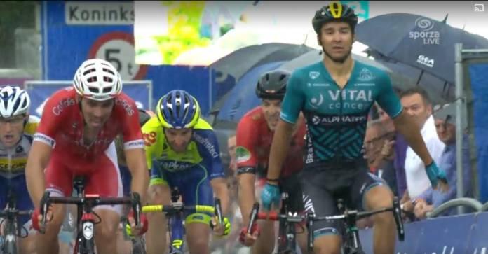 Tour de Belgique réussi pour Coquard
