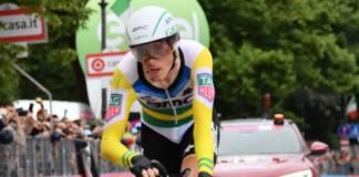 Giro 2018 et un chrono dominé par Dennis