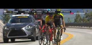 Videos tour de californie 2018 etape 6