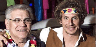 Filippo Pozzato absent du Giro a perdu son père