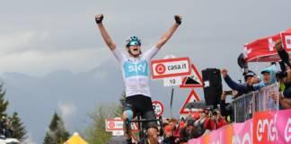 Giro 2018 marquée par victoire de Froome