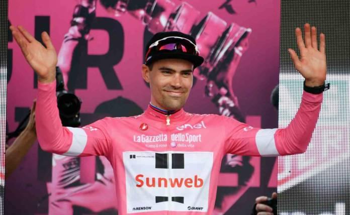 Tom Dumoulin aligné sur le Giro 2019