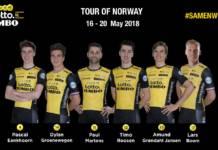 Tour de Norvège compo LottoNL-Jumbo