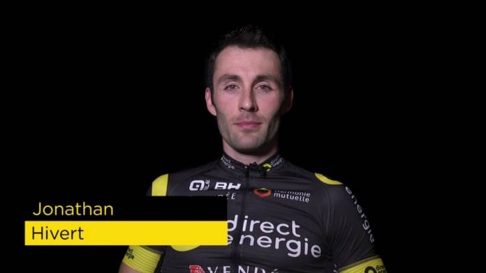 Le Tour d'Aragon 2018 avec Jonathan Hivert