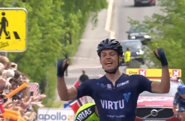 Tour de Norvège se termine bien pour Kamp