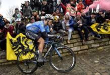 Un secteur pavé au nom de Michael Goolaerts à Paris-Roubaix