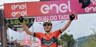 Giro 2018 victoire de Mohoric
