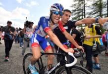 Thibaut Pinot s'assure la victoire finale au Mont Faron