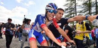 reaction Thibaut Pinot etape 19 Tour d'Italie 2018