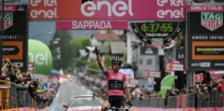 Giro 2018 dominé par Simon Yates