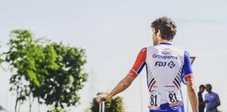 Thibaut Pinot finit le Giro malade et complètement épuisé