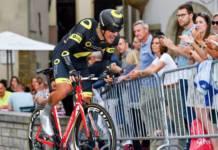 Tour de Luxembourg 2018 prologue Damien Gaudin