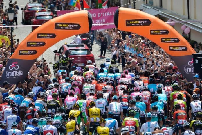 Tour d'Italie dévoile une partie du parcours