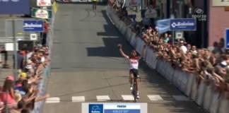 Tour de Belgique avec victoire d'étape de Vanendert