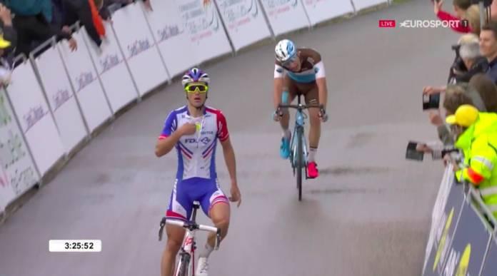 Tour de l'Ain remporté par Vichot