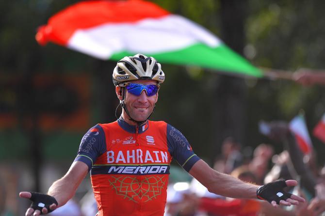 Vincenzo NIbali sur deux Grands Tours en 2019