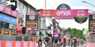 Giro 2018 et 3e victoire de Viviani