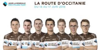 AG2R-La Mondiale Route d'Occitanie 2018