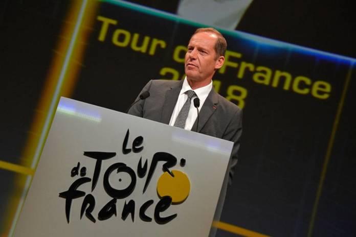 Christian Prudhomme acte le Tour 2020 entre le 29 août et le 20 septembre