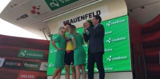 Classement general Tour de Suisse 2018 etape 1