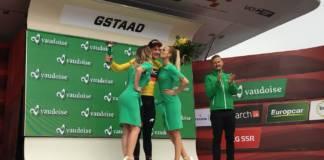 Classement general Tour de Suisse 2018 etape 4